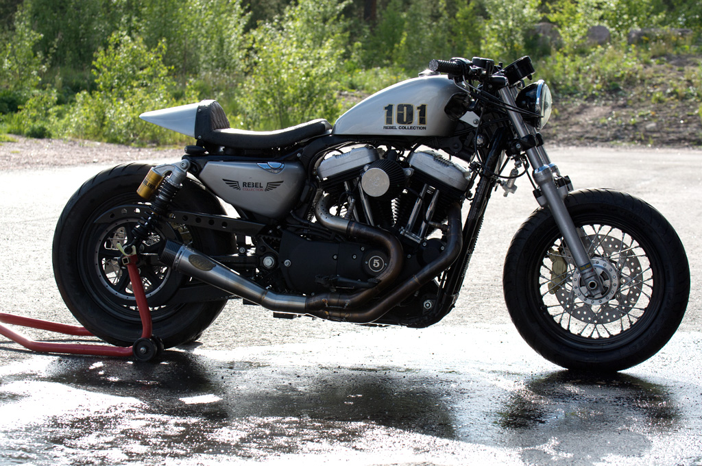 Forty Eight Cafe Racer