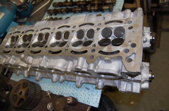 moottori venttiilit