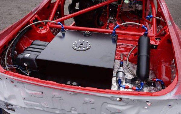 Custom fuel system ethanol RE85
