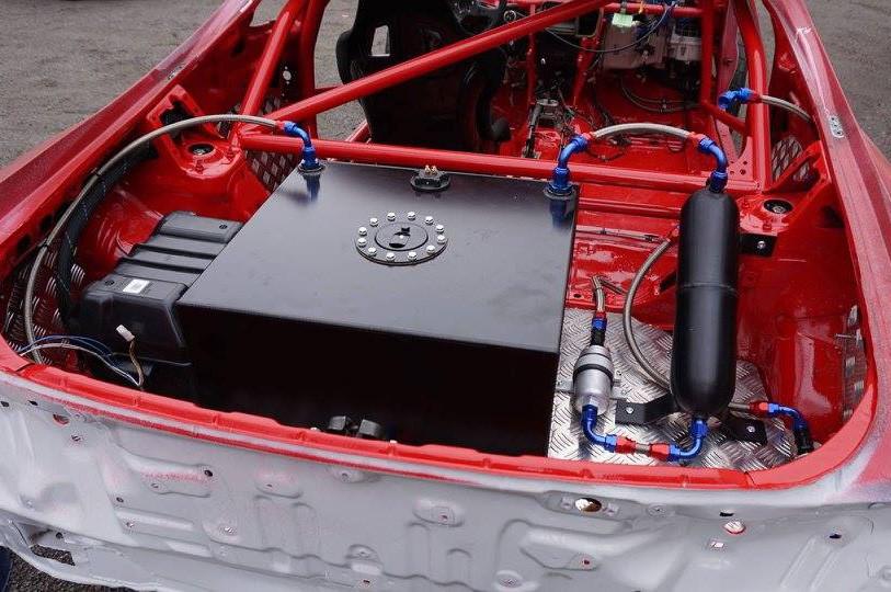custom polttoaine järjestelmä välisäiliö etanol