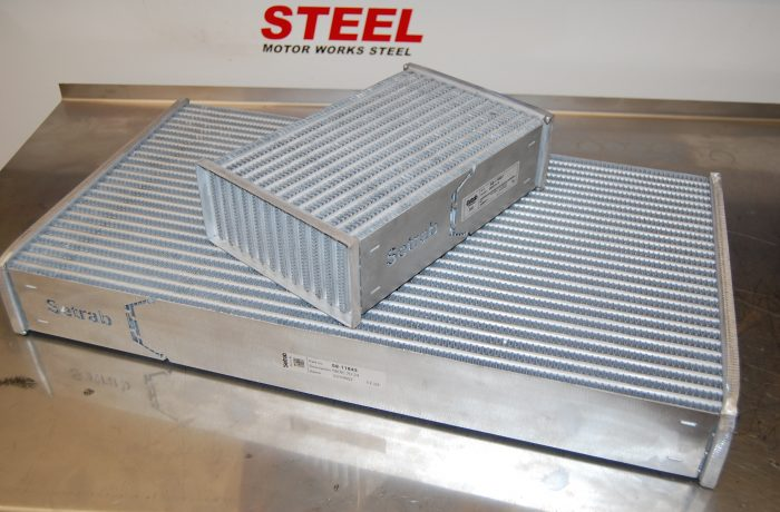Setrab intercooler cores