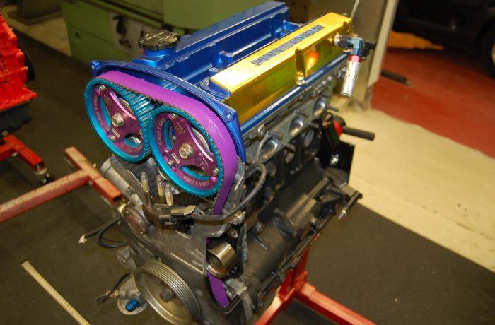 Moottori MWSteel