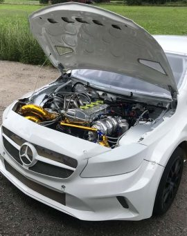 Mercedes-Benz AMG45 WRX